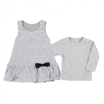 Dojčenské semiškové šatôčky s tričkom… 11.51 €. Dojčenská zimná tunika New  Baby Princess 6e1f388e96a